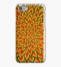 BRIGHT AND BREEZY HOSTA LEAVES iPhone Case/Skin