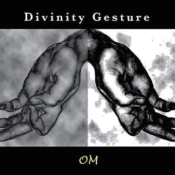 AUM (Divinity) Mudra by InfinitePathArt