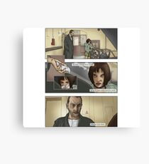 Always like this Canvas Print