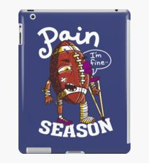 Pain Season iPad Case/Skin