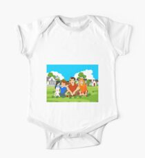MOZZI PRESENTS: MY BEAUTIFUL FAMILY One Piece - Short Sleeve