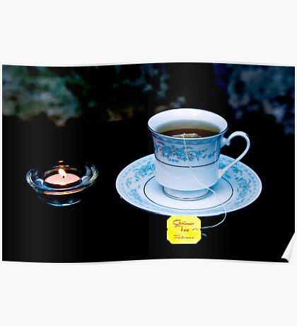 Light Tea  Poster