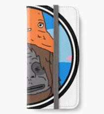 The Big Lez Show - Skitz Bucket Hat iPhone Wallet/Case/Skin