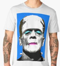 Frankie - Blue Men's Premium T-Shirt