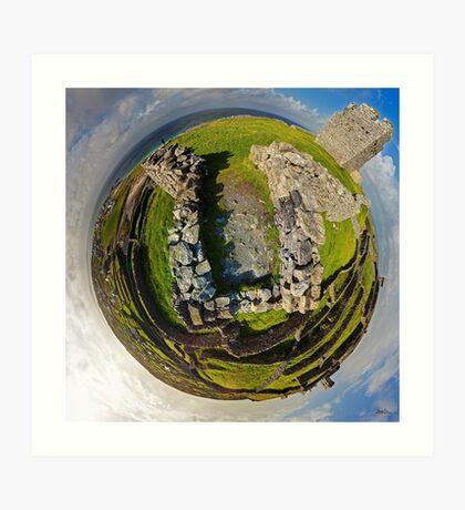 O'Brien Fort Inisheer, Aran Islands, Ireland Art Print