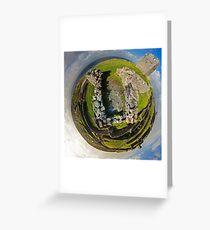 O'Brien Fort Inisheer, Aran Islands, Ireland Greeting Card