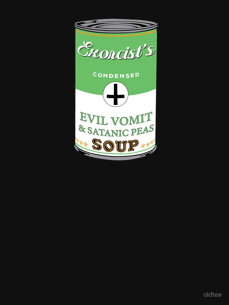 Exorcist's soup by oldtee