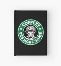 Yes Have Some Hardcover Journal
