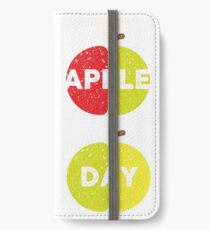 An Apple A Day iPhone Wallet/Case/Skin