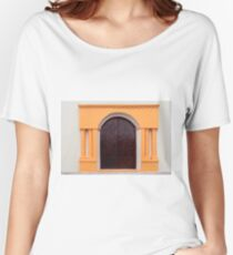 The Doors Of Las Flores - 1 ©  Women's Relaxed Fit T-Shirt