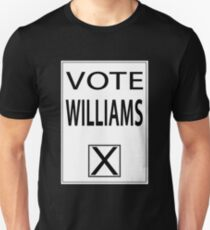 vote williams T-Shirt