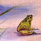 Froggy Goes a Courting by Cathy Amendola