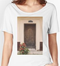 The Doors Of Las Flores - 2 ©  Women's Relaxed Fit T-Shirt