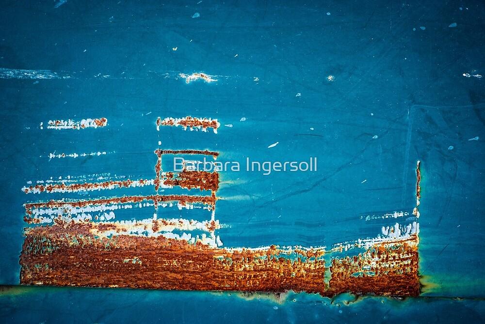 Lobster Boat by Barbara Ingersoll