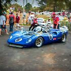 Penske Lola T70 by Stuart Row