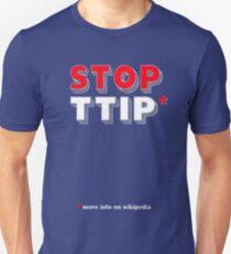 Stop TTIP T-Shirt