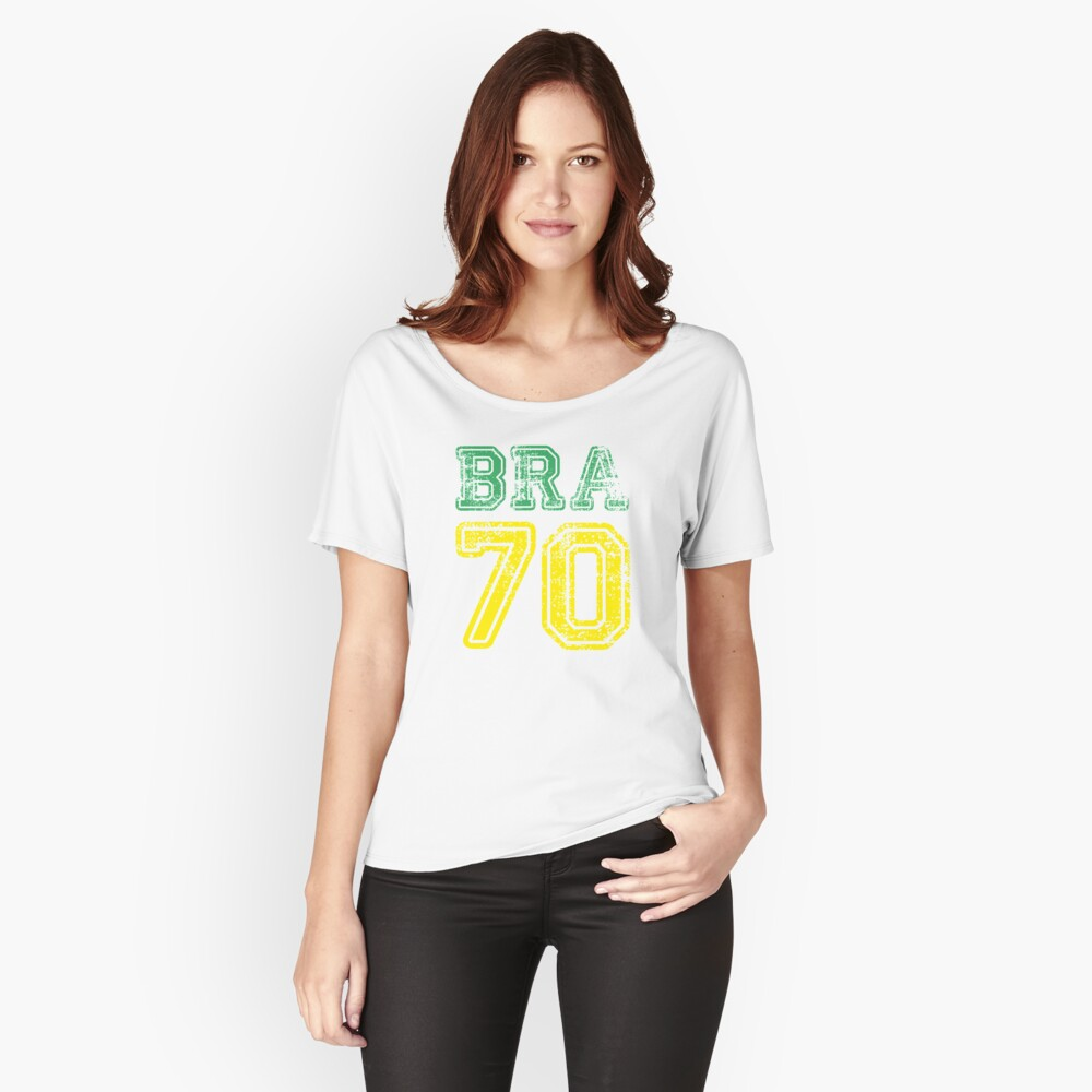 BRAZIL 1970 Loose Fit T-Shirt
