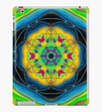 Mandala Higher Vibes iPad Case/Skin