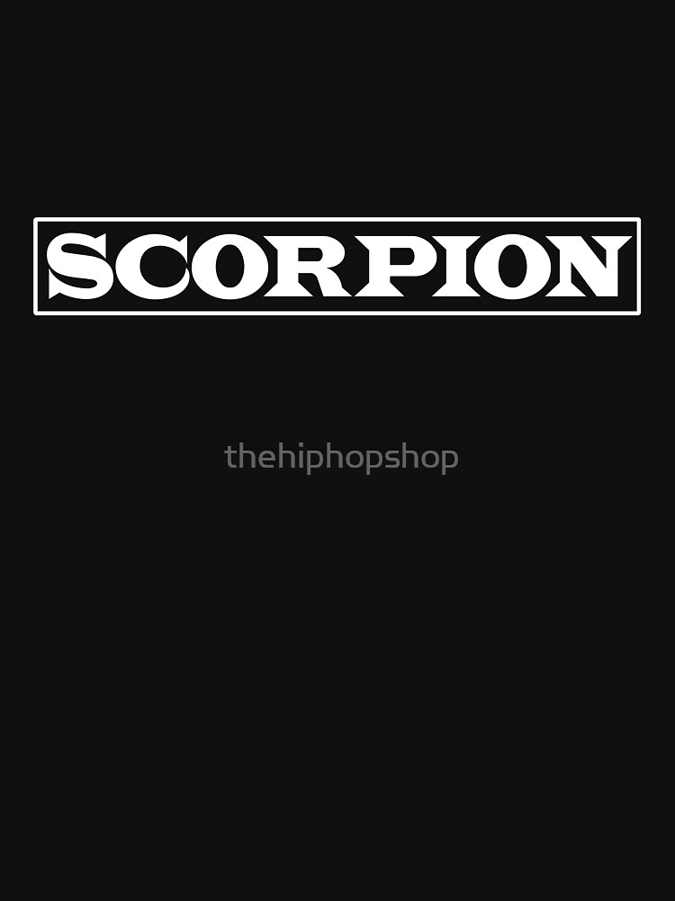 Scorpion by thehiphopshop