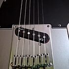 Fender Telecaster by Martha Medford