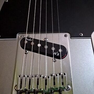 Fender Telecaster by MarthaMedford