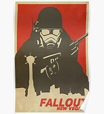 Fallout New Vegas Poster (Fallout NV) Poster