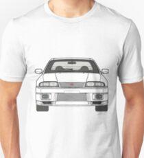 Nissan Skyline R33 GT-R (front) V2.0 Unisex T-Shirt