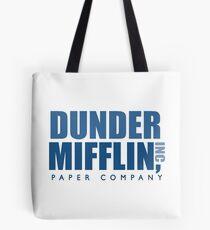 Dunder Mifflin Das Büro-Logo Tasche