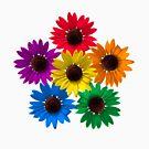 Sunflower Pride by technoqueer