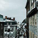 old Quebec by Perggals© - Stacey Turner