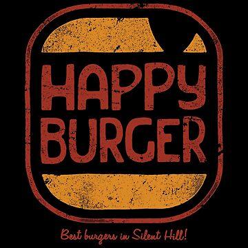 Happy Burger by Brandon89