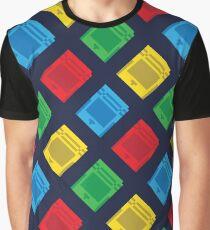 PIXEL CARTRIDGE Graphic T-Shirt