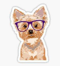Bailey the Yorkie Sticker