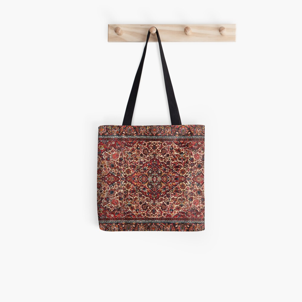alfombra turca Bolsa de tela