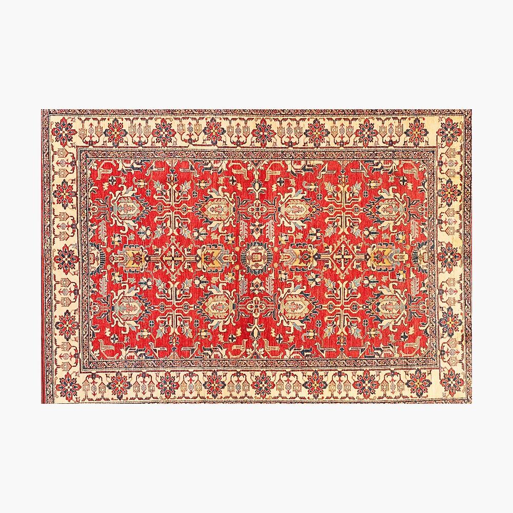 alfombra turca Lámina fotográfica