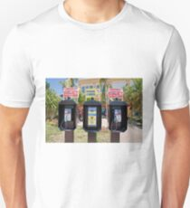 Phone boxes in Antigua T-Shirt