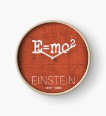 Reloj Albert Einstein - Serie de inventores