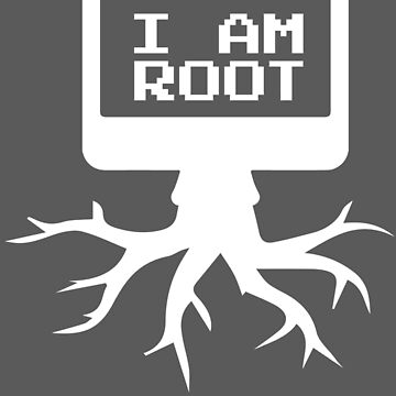 Linux - I am Root by mymainmandeebo