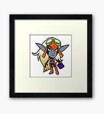 Lil Maia Framed Print