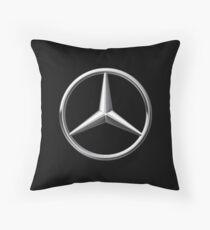 AMG Logo Throw Pillow