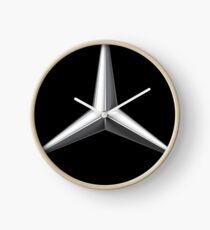 AMG Logo Clock
