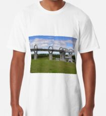 Falkirk Wheel Long T-Shirt