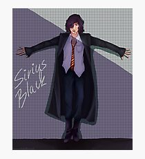 Sirius Black - 1979 Photographic Print