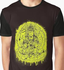 Nyorai Gold Graphic T-Shirt