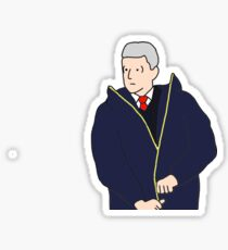 Wenger Coat Struggle Sticker
