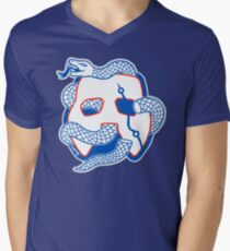 Embiid Mask Unite Men's V-Neck T-Shirt