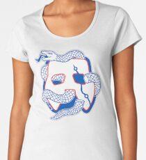 Embiid Mask Unite Women's Premium T-Shirt