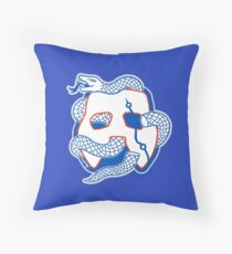 Embiid Mask Unite Throw Pillow