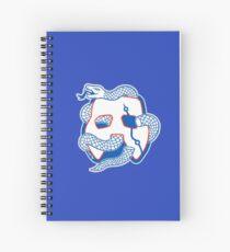 Embiid Mask Unite Spiral Notebook
