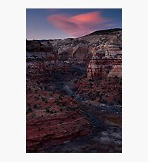 Escalante Photographic Print